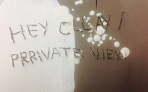 EXHIBITION & EVENT | Hey Clay! HEY CLLAY PRIVVATE VIEW & LIVE ART DROP IN EVENTS