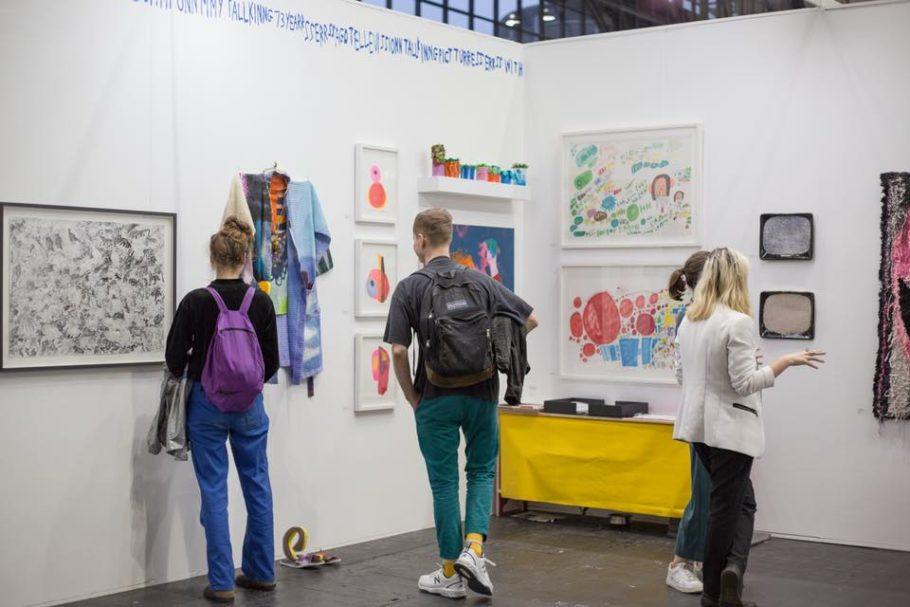Spilling Out: Castlefield Gallery and Venture Arts at The Manchester Contemporary 2018 3