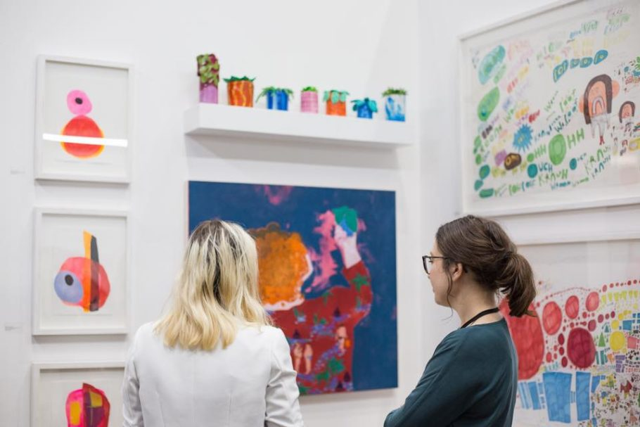 Spilling Out: Castlefield Gallery and Venture Arts at The Manchester Contemporary 2018 4