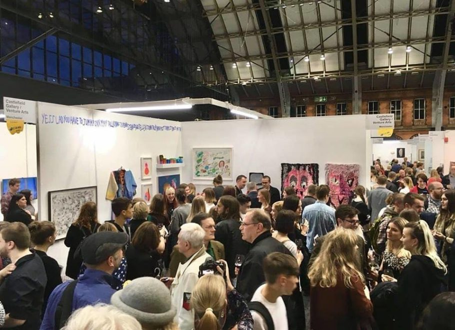 Spilling Out: Castlefield Gallery and Venture Arts at The Manchester Contemporary 2018 5