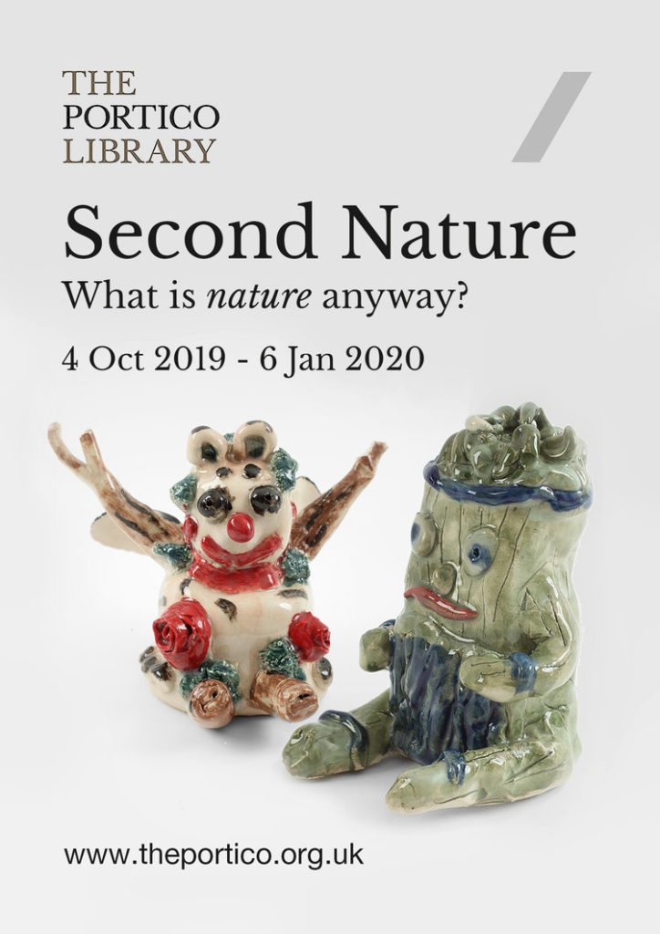 Second Nature | The Portico Library | 3 October - 21 December 2019