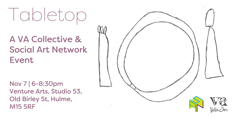 EVENT | Tabletop - A VA Collective and Social Art Network Event 1