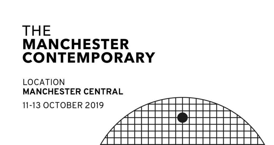 Venture Arts at The Manchester Contemporary   Stand 114   Barry Anthony Finan and Leslie Thompson