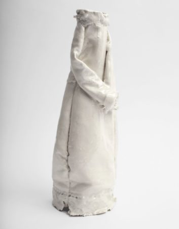 Horace Lindezey, 'Julie Hesmondhalgh's Wedding Dress', 2017, ceramic