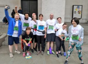 Team Venture Arts - Great Manchester Run 2019