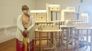 BLOG   Artist Louise Hewitt reviews 'You Belong Here' at Salford Museum and Art Gallery